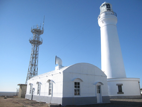 Inubosaki Lighthouse and Old Foghorn Station